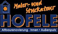 Stuckateur Hofele Logo
